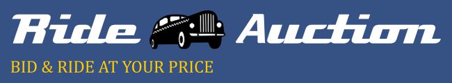 Ride Auction Logo