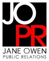 Jane Owen PR Logo