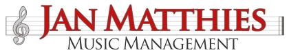 Jan Matthies Music Management Logo
