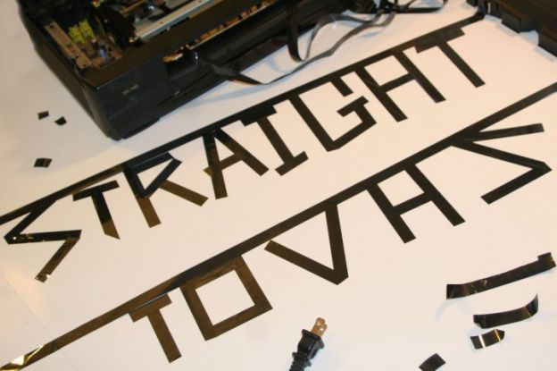 Straight to VHS Logo