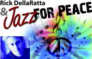The Jazz for Peace Foundation Logo