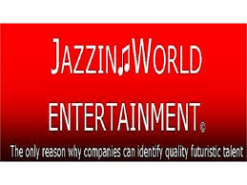 Jazzin World Entertainment Logo