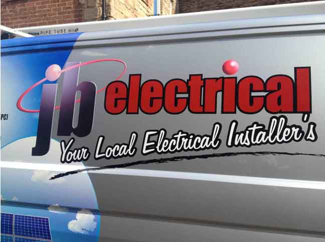 J Barsby Electrical Ltd Logo