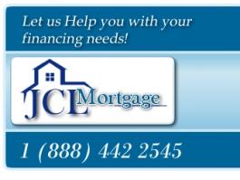 JCL Mortgage Logo