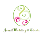 Jeanil Wedding and Events Logo