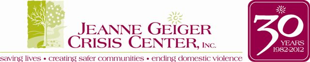 Jeanne Geiger Crisis Center Logo