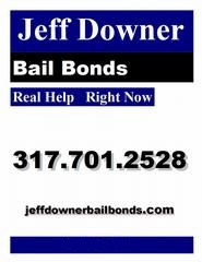 Jeff Downer Bail Bonds Logo