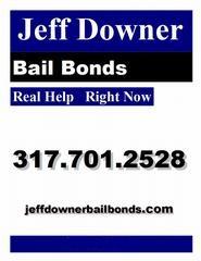 Jeff Downer Bail Bonds Logo