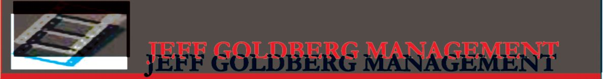 Jeff Goldberg Management Logo