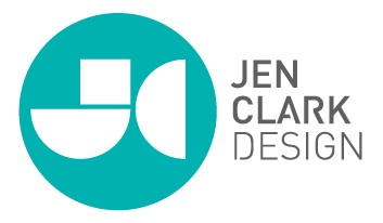 Jen Clark Design Logo