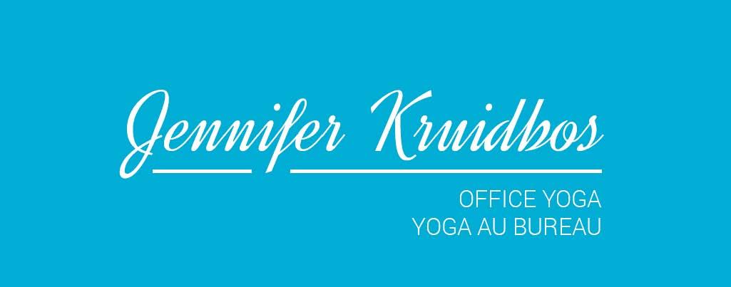 Jennifer Kruidbos Yoga Logo