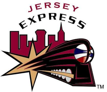 Jersey Express Basketball Logo