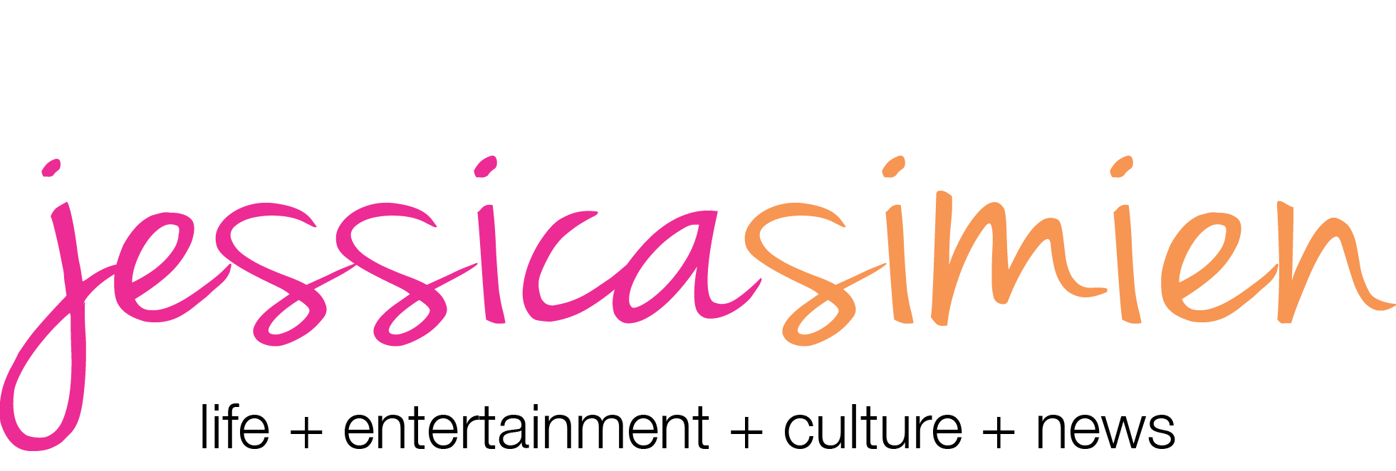 JessicaSimien.com Lifestyle & Entertainment Blog Logo