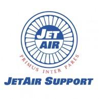 JetAir Support Logo