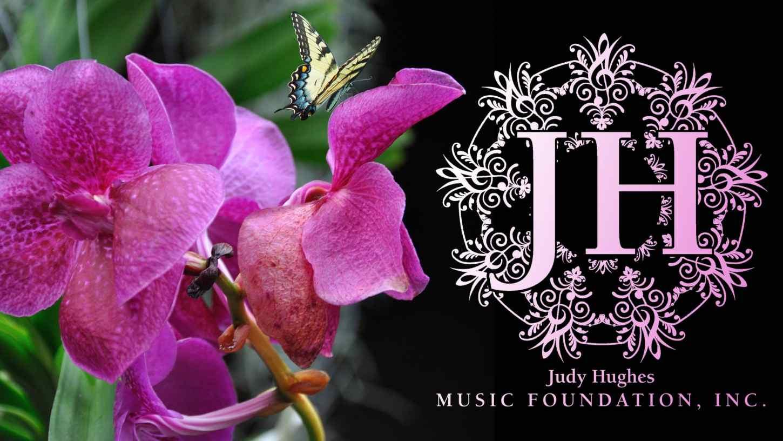 Judy Hughes Music Foundation, Inc. Logo