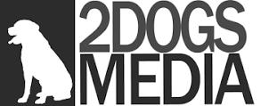 2 Dogs Media LLC Logo