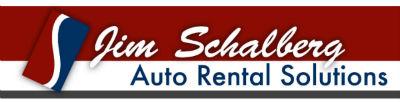 Jim Schalberg Auto Rental Solutions Logo