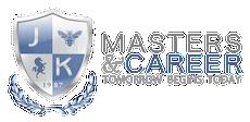 JK Masters & Career Logo