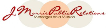 J. Morris Public Relations Logo