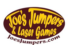 Joe's Jumpers & Laser Games LLC Logo