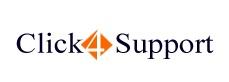 Click4Support Logo