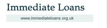 Immediate Loans Logo
