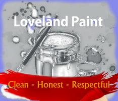 Loveland Paint Company Logo