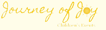 Journey of Joy Children's Events Logo
