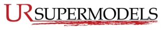UR Artists at ursupermodels.com Logo