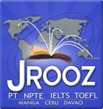 JRooz Review Center Inc. Logo