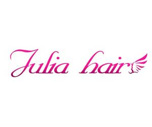 Julia Hair Mall Logo