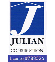 Julian Construction Logo