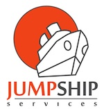 JumpShip Services, a division of EjectButton Ltd. Logo