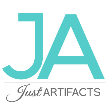 Just Artifacts LLC. Logo
