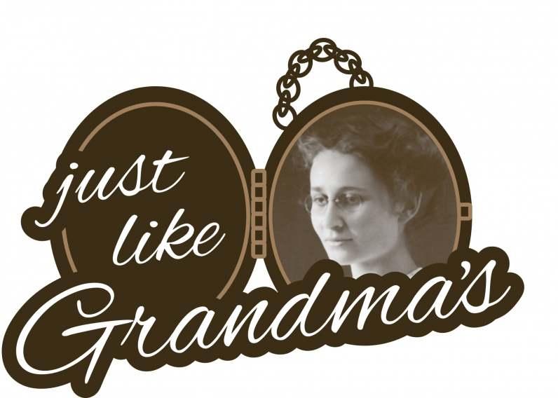 Just Like Grandma's Logo