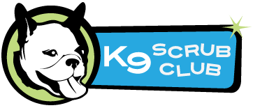 K9 Scrub Club Logo