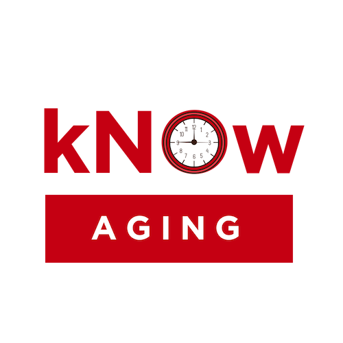 kNOw-AGING, Inc. Logo