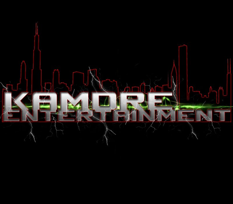 Kamdre Entertainment Logo