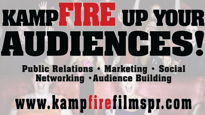 Kampfire PR Logo