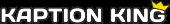 Kaption King Logo
