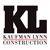 Kaufman Lynn Construction Logo