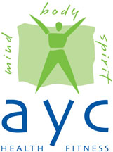 AYC Personal Fitness Training Logo
