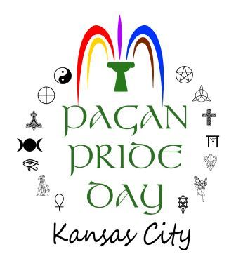 Kansas City Pagan Pride Day Logo