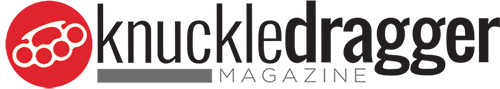 Knuckle Dragger Magazine Logo