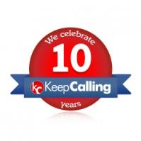 KeepCalling.com Logo