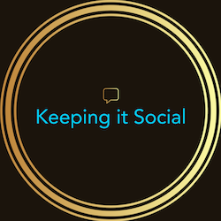 keepingitsocial Logo