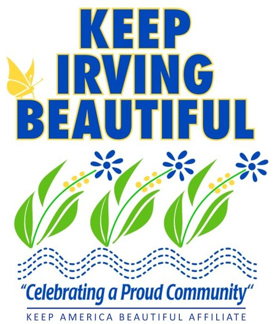 Keep Irving Beautiful Logo