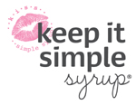 keepitsimplesyrup Logo