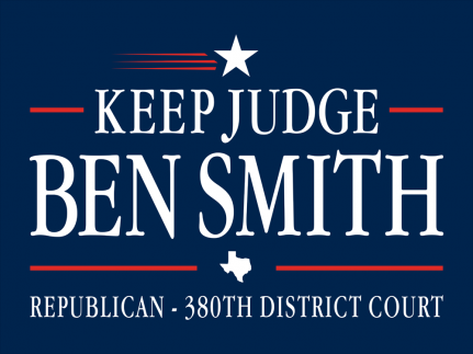 Keep Judge Smith Logo