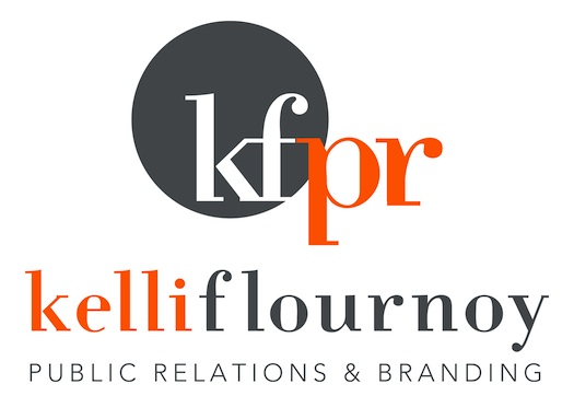Kelli Flournoy, PR Logo